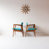 Pair of Gunlocke Chairs