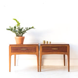 Pair of Lane End Tables