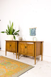 Pair of Mid Century Nightstands by Morganton