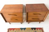 Pair of NC Made Nightstands