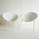 Pair of Solair Style Chairs