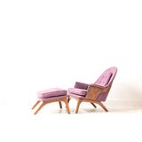 Selrite Lounge Chair and Ottoman