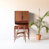 Mid Century Desk & Chair