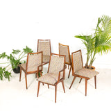 Set of 5 Habeo Dining Chairs