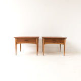 Pair of Bassett End Tables