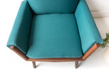Pearsall Style Lounge Chair
