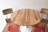 Tulip Table with Ambrosia Maple Top