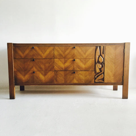 United Furniture Low Dresser