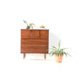 United Highboy Dresser
