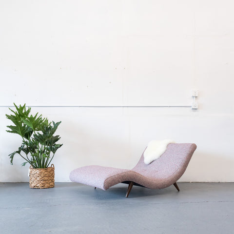 Adrian Pearsall Wave Chaise