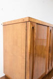 American of Martinsville Highboy Dresser