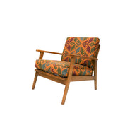 Mid Century Bohemian Lounge Chair