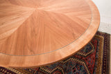 Tulip Table with Cherry Table Top