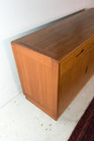 Danish Teak Sideboard/Media Center