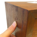 Danish Teak Console Table