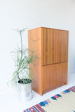 Danish Teak Armoire by Scan Coll