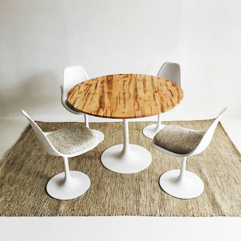 Ambrosia Maple Tulip Dining Set