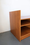 Adjustable Danish Teak Media Center
