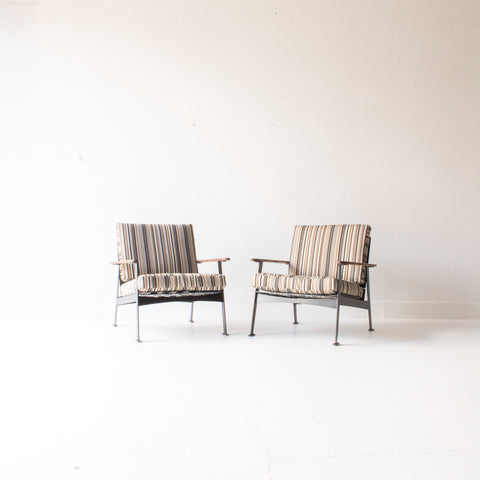 Pair of Fusion Lounge Chairs