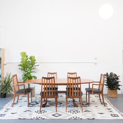 G-Plan Dining Set