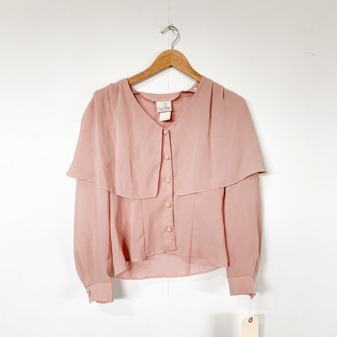 Blush Blouse - S/M