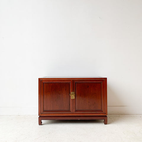 Mid Century Modern Asian Influenced Cabinet - B