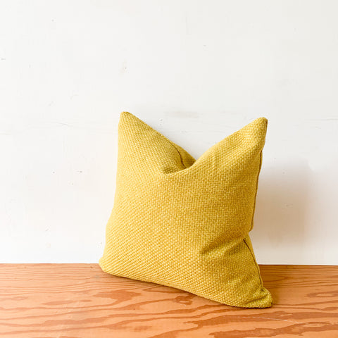 Chartreuse Pillow