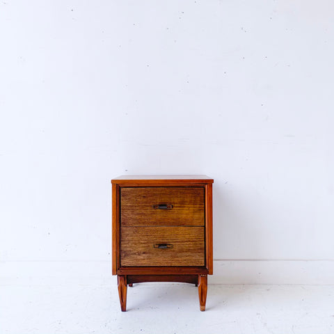 Mid Century Modern Mainline Nightstand by Hooker Furniture