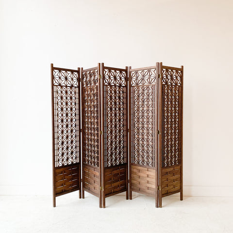 Geometric Room Divider/Screen