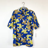 90's Variable Wax Btn. Shirt