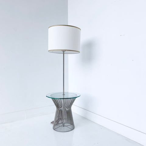 Vintage Warren Platner Style Floor Lamp by Laurel