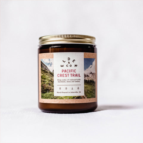 Pacific Crest Trail Candle - Elder & Co