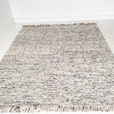 AM19-1012 8'X10' Hand Loomed Wool Rug