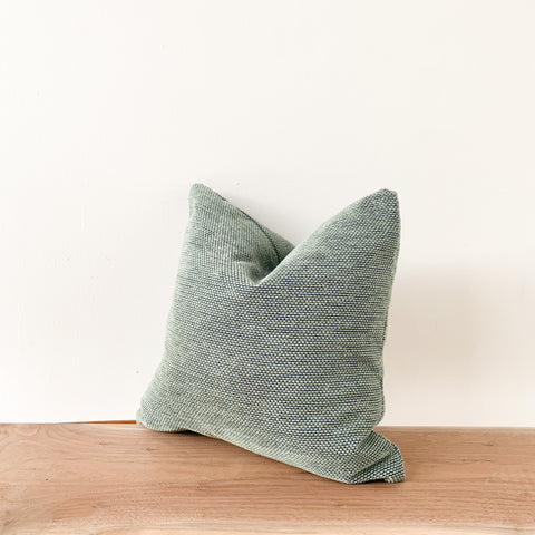 Blue/Grey Pillow