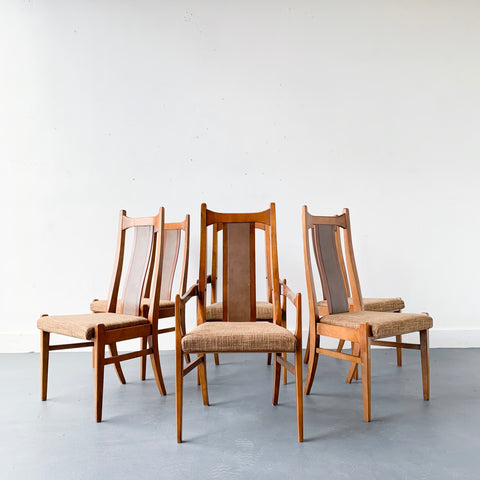 Set of 6 Ramseur Dining Chairs