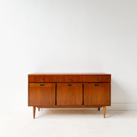 Mid Century Walnut Buffet