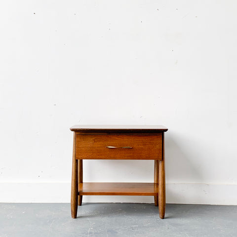 Mid Century Nightstand by L.A. Period Furniture
