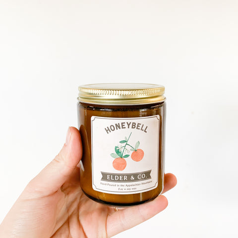 Honeybell Candle