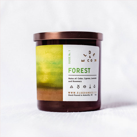 Forest Candle - Elder & Co