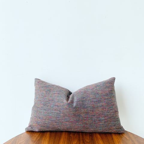 """Rainbow"" Lumbar Pillow"