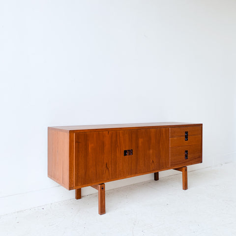 Mid Century Swedish Teak Sideboard/Buffet
