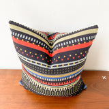 """Railroad Pattern"" Pillow"