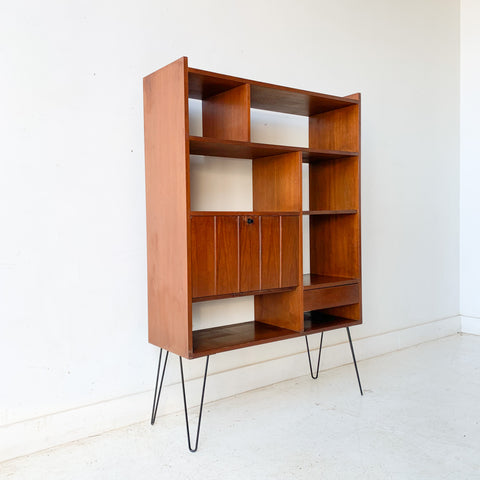 Mid Century Modern American of Martinsville Curio Cabinet