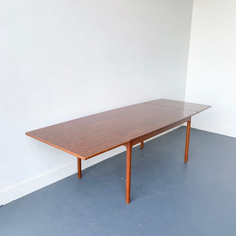 A/S Randers Teak Expandable Dining Table