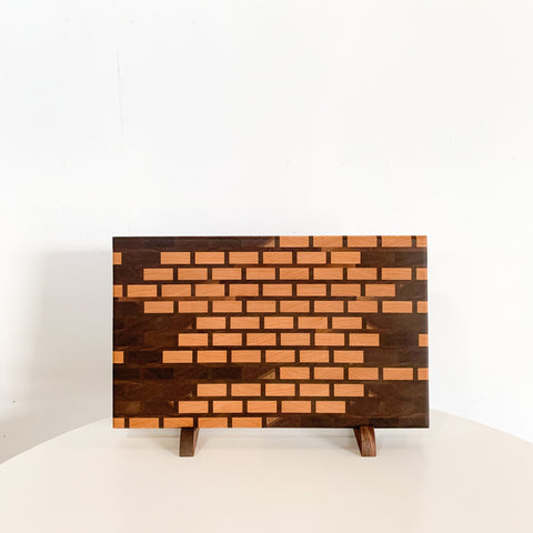 Knockout Brickboard Cutting Board