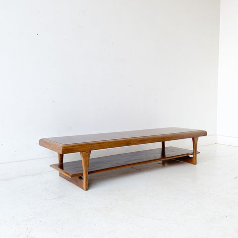 Mid Century Modern Lane Coffee Table