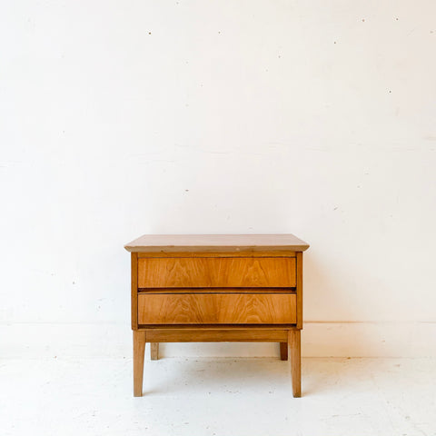 Mid Century Modern Nightstand by Dixie