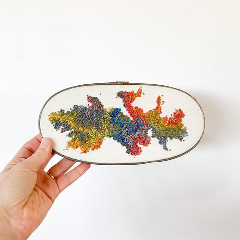 Rainbow Embroidery