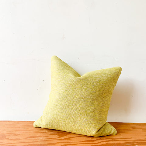 Pale Green Pillow
