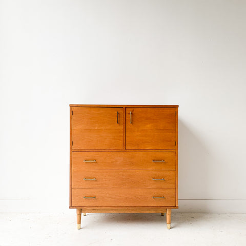 Mid Century Drexel Highboy